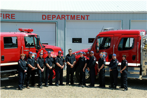Bassano Fire Department